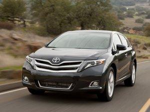 Сколько будет стоить Toyota Venza в России?