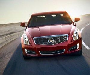 Cadillac ATS появится в новом кузове