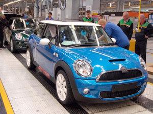 Сборку автомобилей MINI освоят в Китае