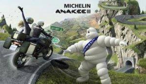 Anakee III - новые шины для мотоциклов