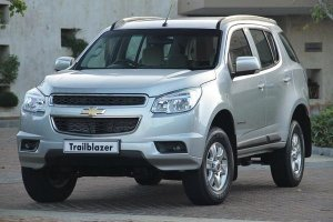 Стартовал сборочный процесс внедорожника Chevrolet Trailblazer