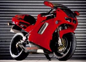 Редкий мотоцикл Хонда NR750 пойдет на продажу