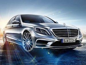 Mercedes-Benz случайно рассекретили свой новый автомобиль