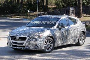 Премьера Mazda3 состоится осенью этого года