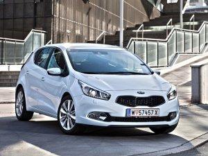 Kia начинает продажи автомобиля Сид уже завтра