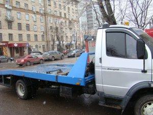 Вызов эвакуатора в Москве