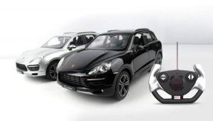 Новинка - Радиоуправляемая машина Porsche Cayenne 1:14