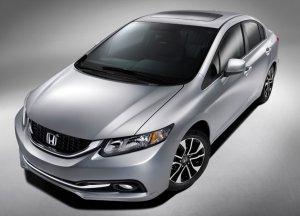 Обновленный Honda Civic будет продаваться в России уже в июне