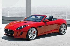 Продажи родстера Jaguar F-type бьют все рекорды