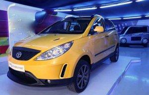 Индийские автомобилестроители показали свой кроссовер