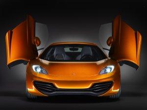 Компания McLaren выпустит юбилейную версию автомобиля MP4-12C
