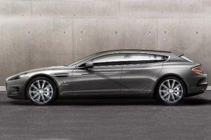 Скоро начнется серийное производство универсала Aston Martin Rapide