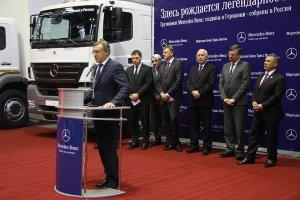Mercedes-Benz начинает сборку своих автомобилей в нашей стране