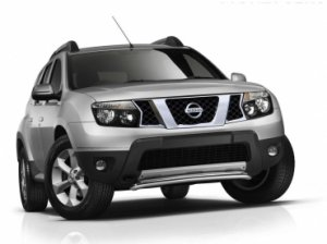 Новый Nissan Terrano в ином обличье