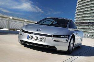 Новый спорткар на базе Volkswagen XL1
