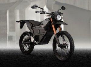 Мотоцикл-невидимка: возможная транспортная единица американской армии.