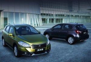 Suzuki выпустит пять автоновинок