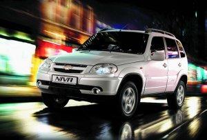 В Тольятти строится новый завод для производства автомобилей Chevrolet Niva