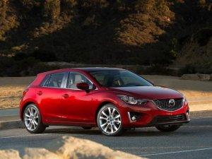 Показ нового автомобиля Mazda сразу в пяти городах