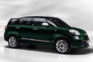 Новый Fiat 500L Living получит семь посадочных мест