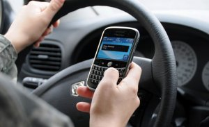 Водитель сможет узнать о пробке на дороге посредством смс-рассылки