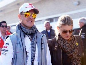 Шумахер подарил пострадавшим от наводнения 500 тысяч евро