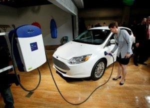 Ford начинает сборку электрокаров в Европе