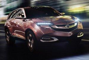 Acura создаст конкурентоспособный кроссовер