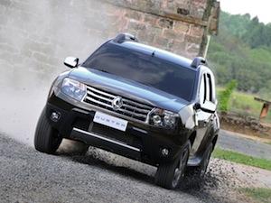 В России Renault Duster стал популярнее, чем Лада Калина