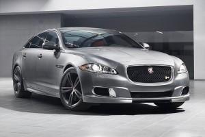 Специальная версия Jaguar XJ для Китая