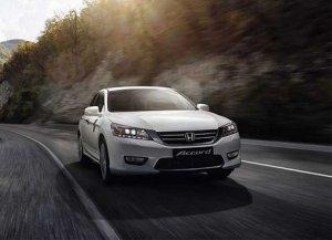 Honda Accord стал самым продаваемым седаном в США