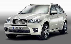 Новинка - BMW X5 с пакетом M Sport