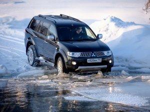 В России приступили к сборке Mitsubishi Pajero Sport