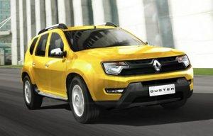 Французы обещают обновить Renault Duster к осени