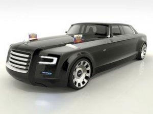 Выбран дизайн автомобиля для президента