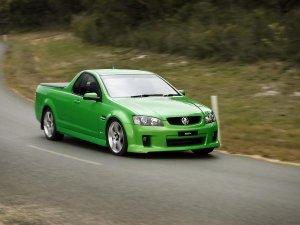 Пикап Holden был на треке самым быстрым коммерческим автомобилем