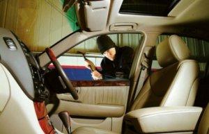 Столичная полиция назвала самые угоняемые автомобили