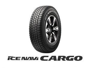 Компания Goodyear представила новые зимние шины Ice Navi Cargo