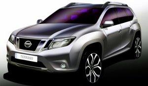 Ожидается выход нового поколения внедорожника Nissan Terrano