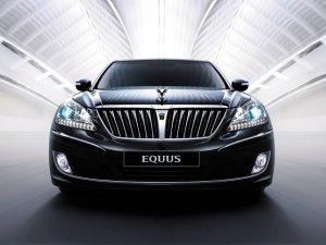 Hyundai Equus теперь выпускается в России