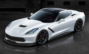 Chevrolet Corvette от тюнеров из Hennessey Performance Engineering