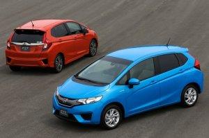 Официально представлен компактвэн Honda Fit
