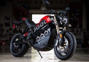 Компания Brammo показала свой новый серийный электрический мотоцикл Empulse