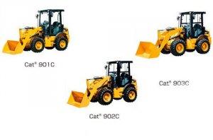 Caterpillar модернизировал свои погрузчики