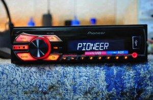 Pioneer MVH-150UB это неоспоримый лидер продаж