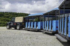 Land Rover будет обслуживать экскурсионный автопоезд в Эдеме
