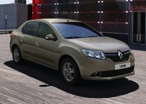 Появились первые фото нового Renault Logan