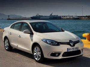 В России начали продавать обновленный Renault Fluence