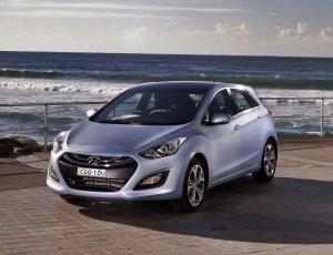 Продажи автомобиля Hyundai i30 стартовали в нашей стране весьма стремительн ...