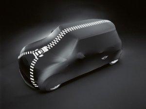 В сентябре покажут новый MINI Cooper